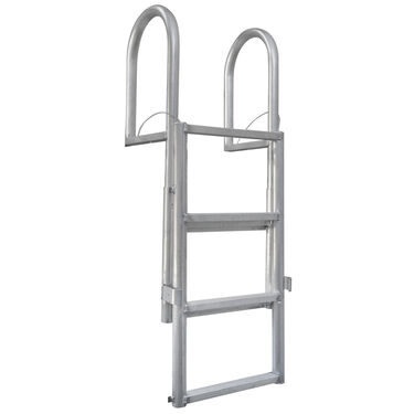 International Dock Standard-Step Dock Lift Ladder, 7-Step