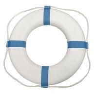 "Life Ring, Decorative White 25"""