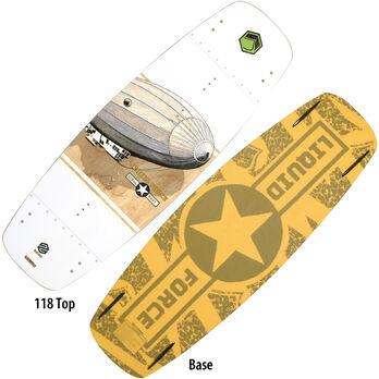 Liquid Force Rant Flex Wakeboard, Blank