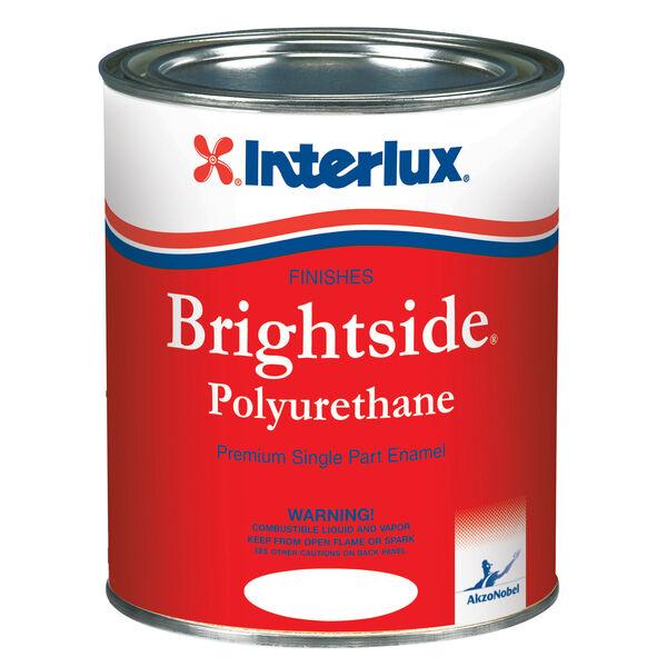 Brightside Polyurethane Topside Finish, Half Pint