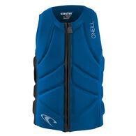 O'Neill Men's Slasher Competition Watersports Vest - Blue/Black - S