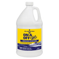 MaryKate On & Off Gel Hull & Bottom Cleaner, 1 Gallon