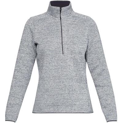 Under Armour Women's Wintersweet 2.0 Half-Zip Pullover