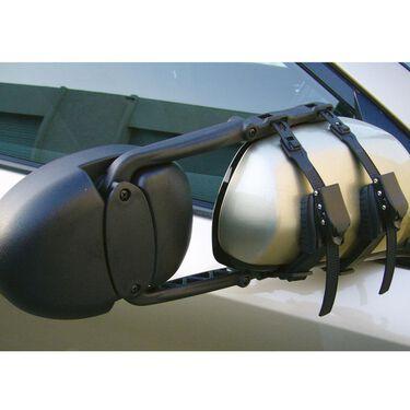 Dual Head XLR Ratchet Clip-On Mirror