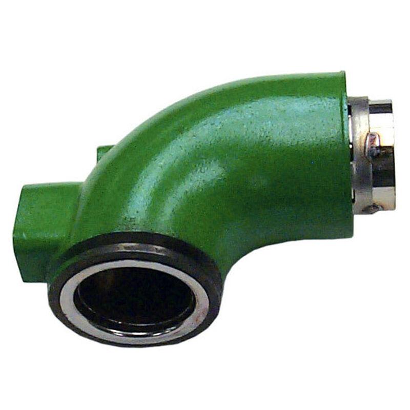 Sierra Exhaust Elbow For Volvo Engine, Sierra Part #18-4007 image number 1