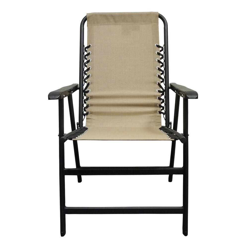 Caravan Canopy Infinity Suspension Folding Chair 2 Pack