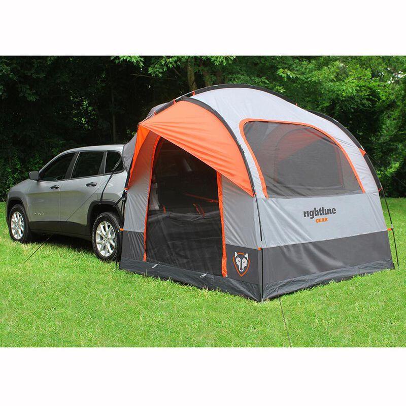 SUV Tent, Orange image number 2