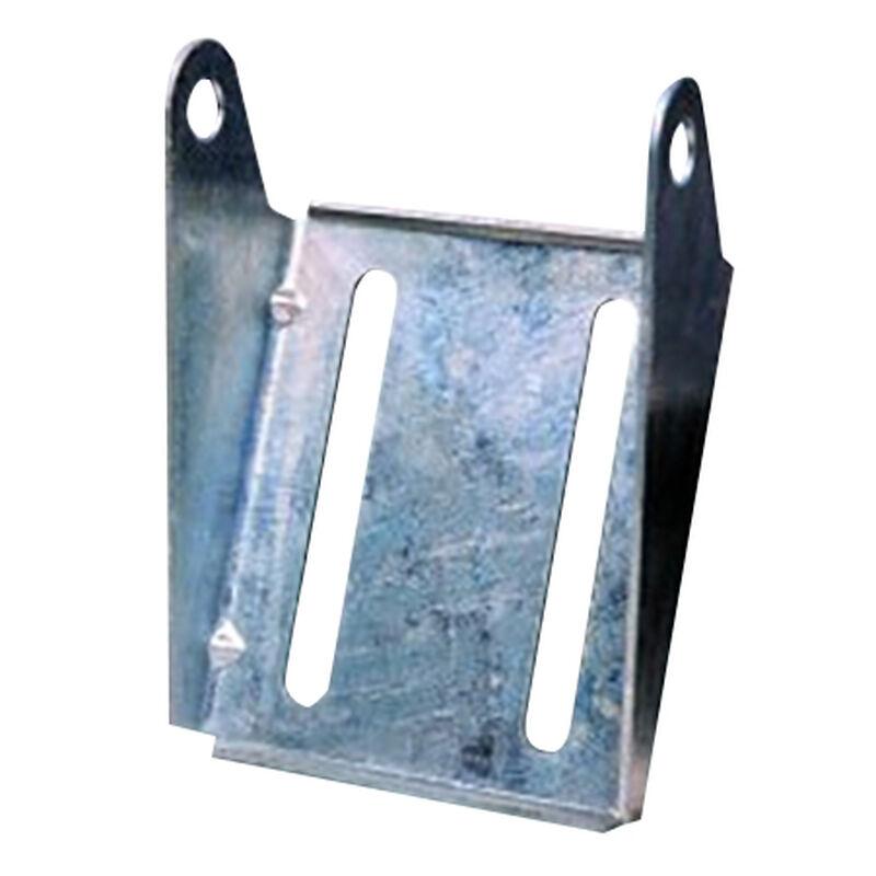 Tie Down Galvanized Roller Bracket image number 1