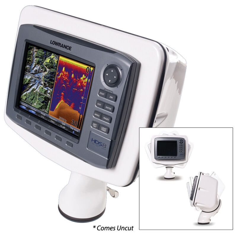 """Seaview Power Pod (Uncut) - 9.5"""" x 8.5"""" Usable Face image number 1"""