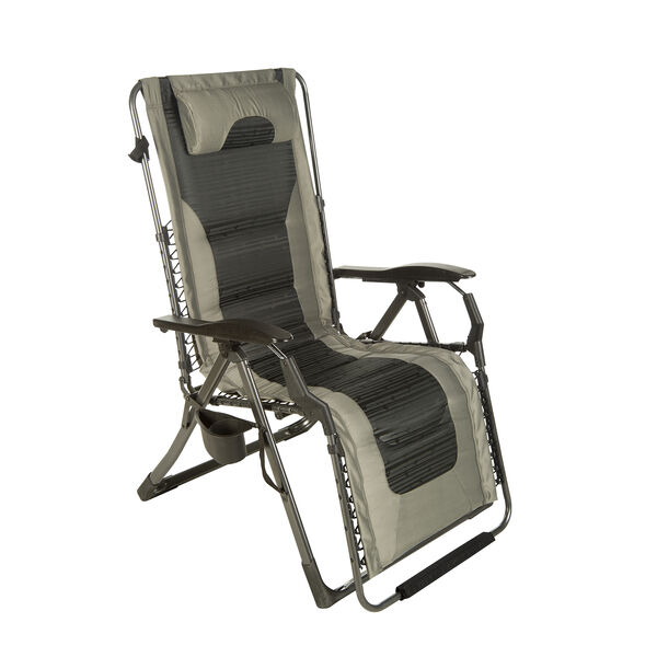 Deluxe Recliner with Bamboo Pattern