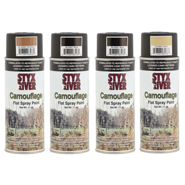 Styx River Camouflage Paint Kit
