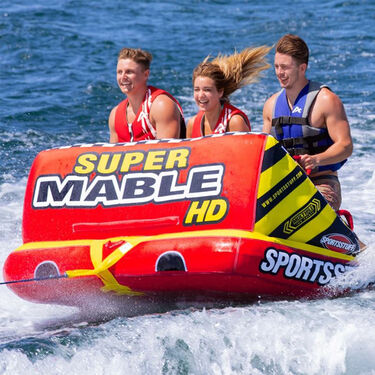 Airhead Super Mable HD 3-Rider Towable Tube