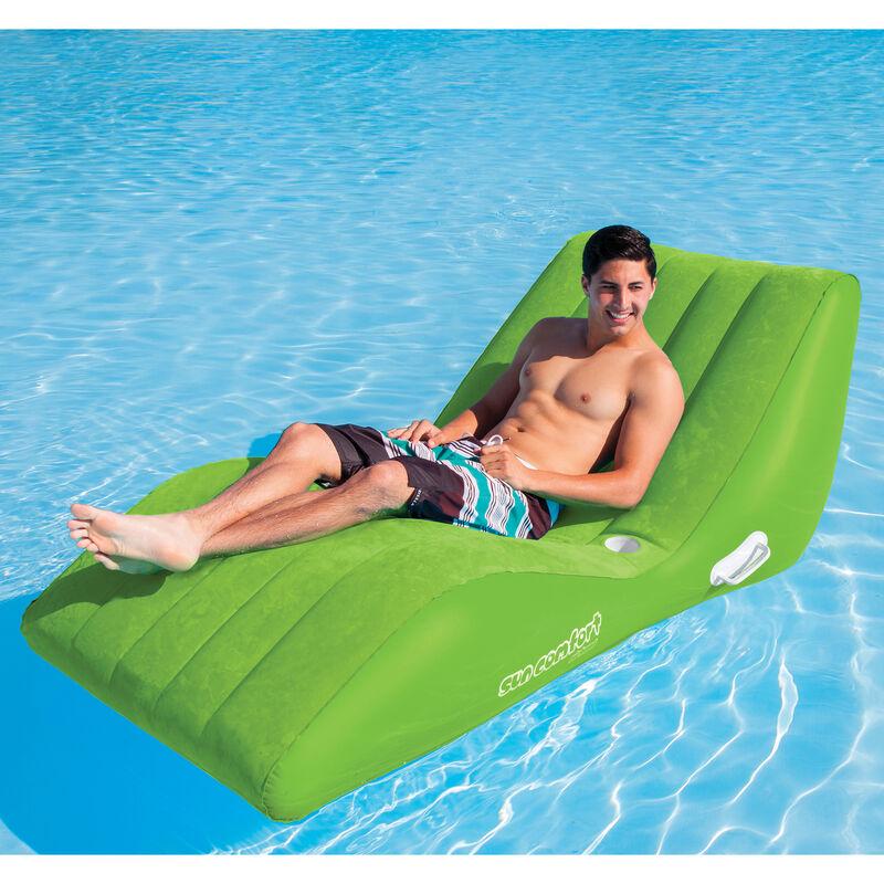 Airhead Sun Comfort Zero Gravity Single Pool Lounge image number 4