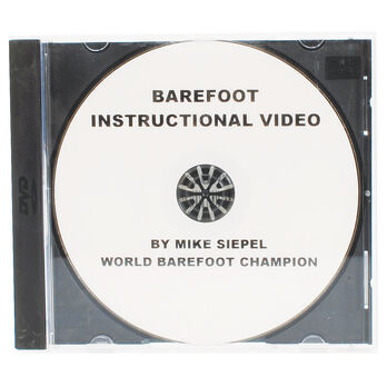 World Champ Mike Seipel's Barefooting Instructional DVD