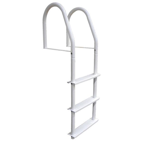 Howell Stationary Dock Ladder, 3-Step