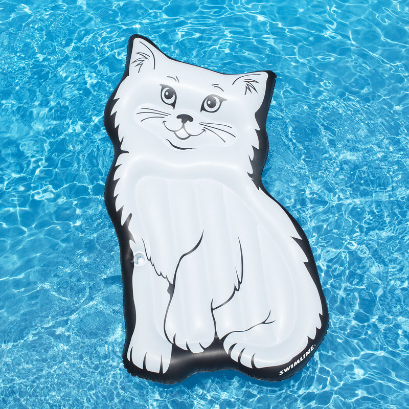 Swimline Purrfect Kitty Float image number 2