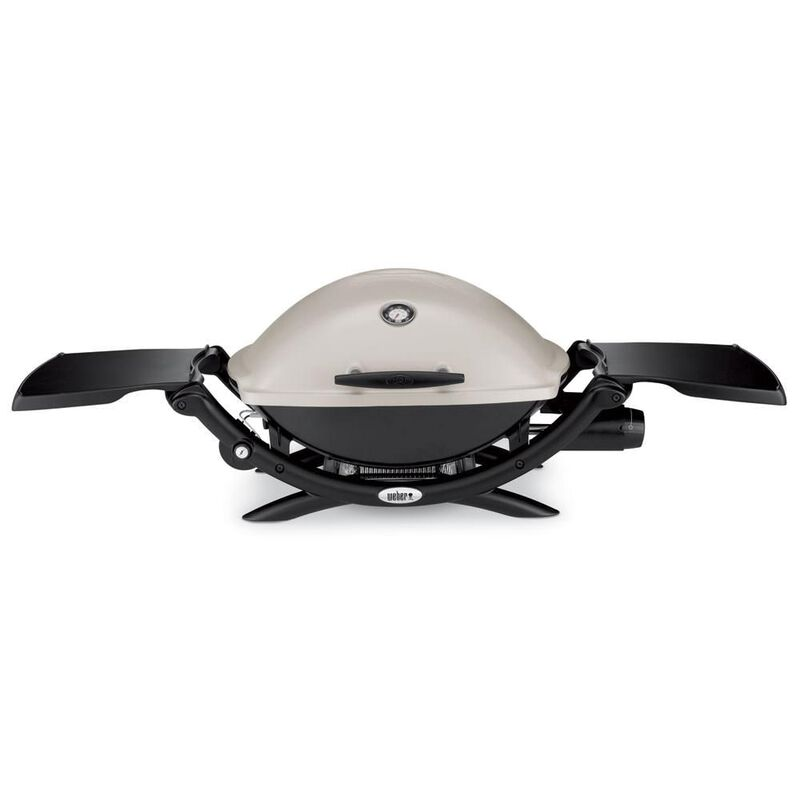 Weber Q 2200 Portable Gas Grill image number 1