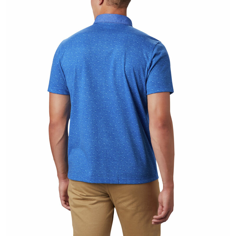 Columbia Men's Thistletown Park Short-Sleeve Polo image number 4