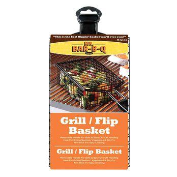 Mr. Bar-B-Q Grill/Flip Basket