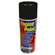 Moeller Engine Spray Paint, Mercury Phantom Black (1960 - present), (12 oz.)