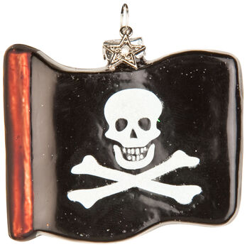 Midwest Jolly Roger Ornament