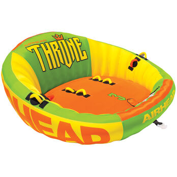 Airhead Throne 3-Person Towable Tube