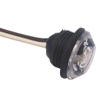 Innovative Lighting White LED Shortie Bulkhed/Livewell Light