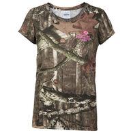 Mossy Oak Women's Camo Short-Sleeve Tee