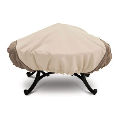 Large Round Fire Pit Cover