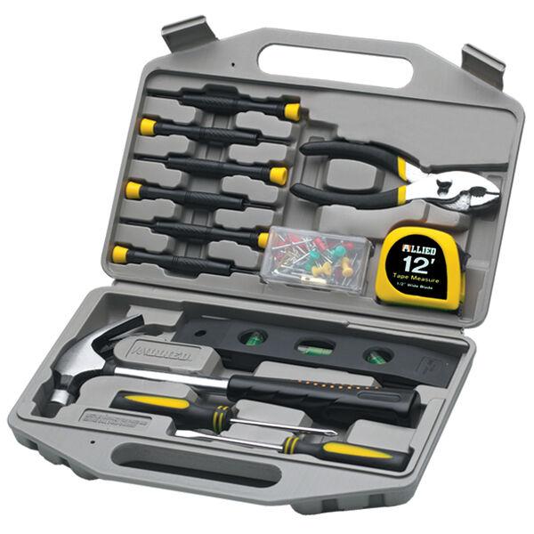 Allied 75-Piece Home Repair Tool Set