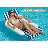 Swimline SunChaser Padded Luxury Lounge Chair