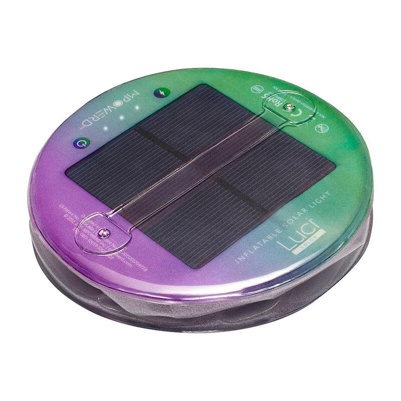 MPOWERD Luci Color Inflatable LED Solar Light image number 3