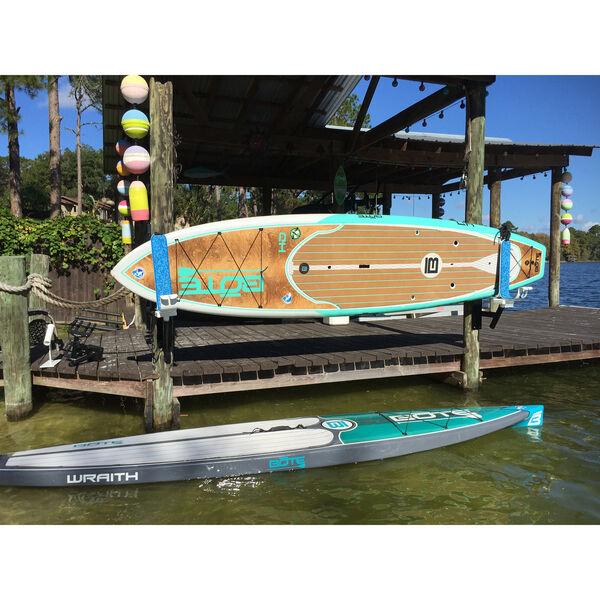 Manta Racks 15° Dock/Wall Mounts For Stand-Up Paddleboards/Kayaks