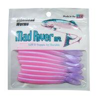 "Mad River 3"" Steelhead Worms"