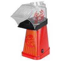 Kalorik Healthy Hot Air Popcorn Maker, Red