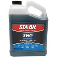 Sta-Bil 360 Marine With Vapor Technology, 128 oz.