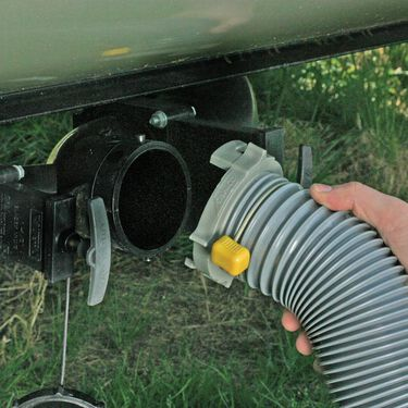 Easy Slip RV Straight Hose Adapter