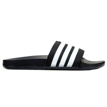 adidas Men's Adilette Cloudfoam Plus Stripes Sandal