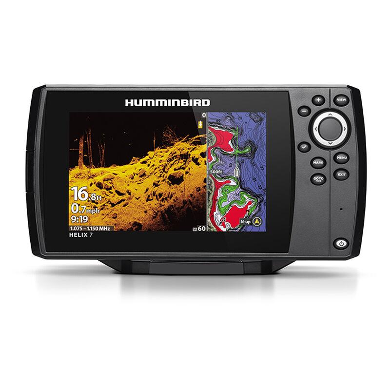Humminbird Helix 7 CHIRP MEGA DI GPS G3 Fishfinder Chartplotter image number 1