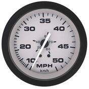 "Sierra Driftwood 3"" Speedometer, 50 MPH"