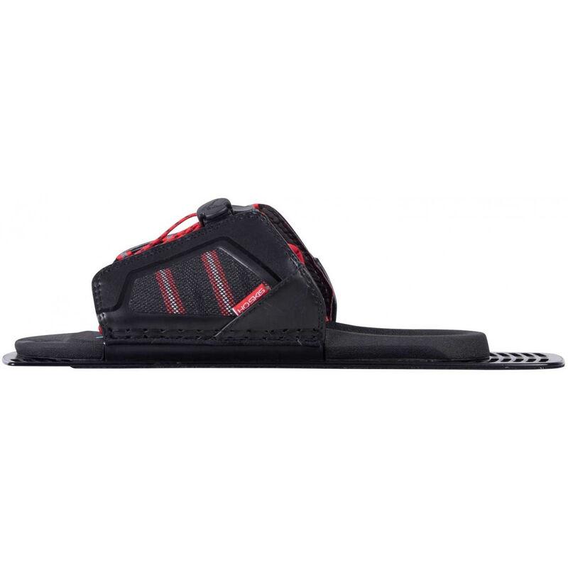 HO Men's xMax Adjustable Rear Toe Plate, 2019, Red/Black image number 2