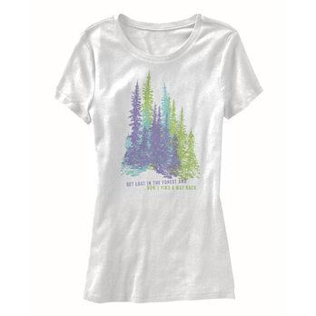 Points North Women's Trees Short-Sleeve Tee