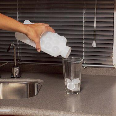 No-Spill Ice Tray
