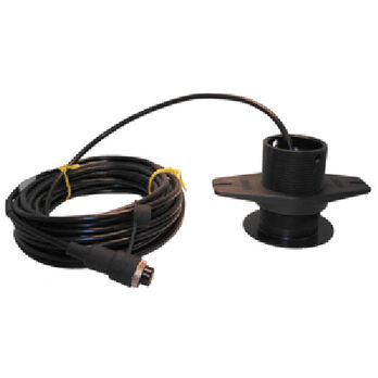 Si-Tex Lexan Thru-Hull Low Profile Transducer For SDD-110