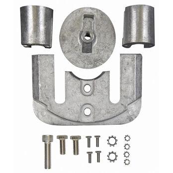 Sierra Magnesium Anode Kit For Mercury Marine Engine, Sierra Part #18-6160M