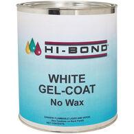 Hi-Bond White Gelcoat No Wax, quart