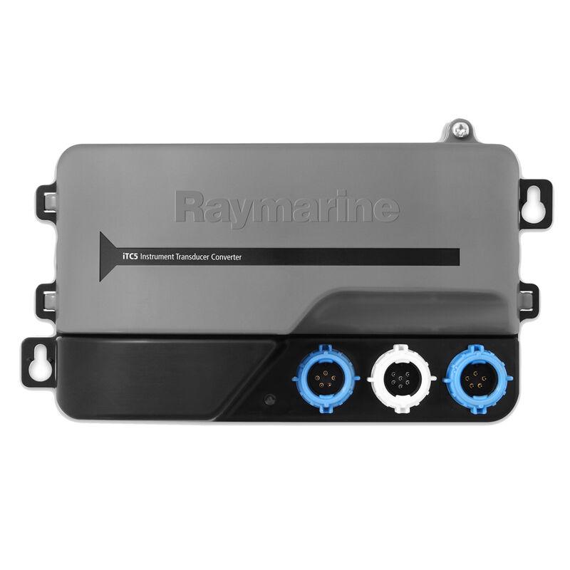 Raymarine iTC-5 Analog-To-Digital Transducer Converter image number 1