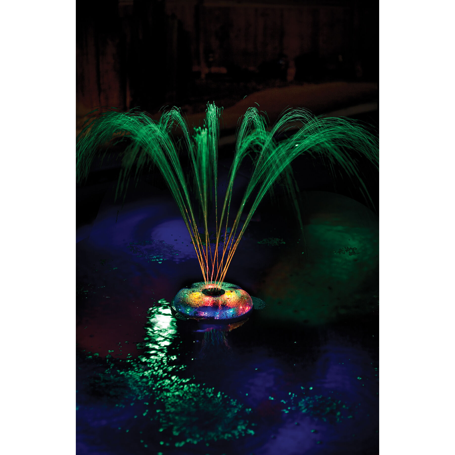 GAME Underwater Light Show and Fountain