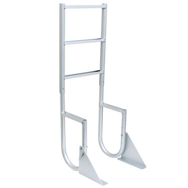 Dockmate Standard 4-Step Flip-Up Dock Ladder