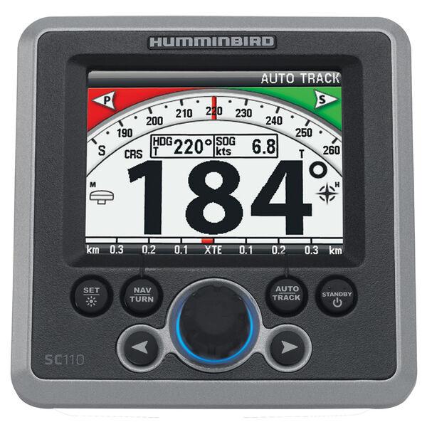 Humminbird SC 110 Autopilot Control Head With Rotary Knob